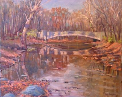 Rosedale Rd Bridge 24x30